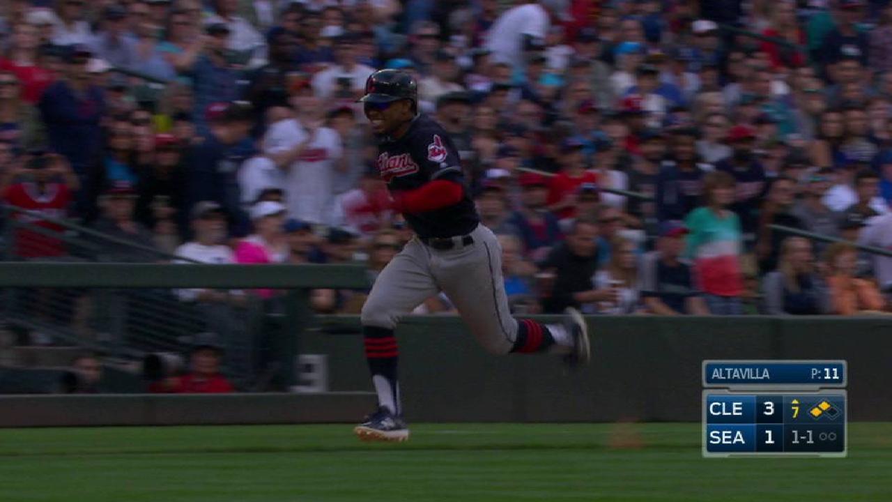 Ramirez's second sac fly