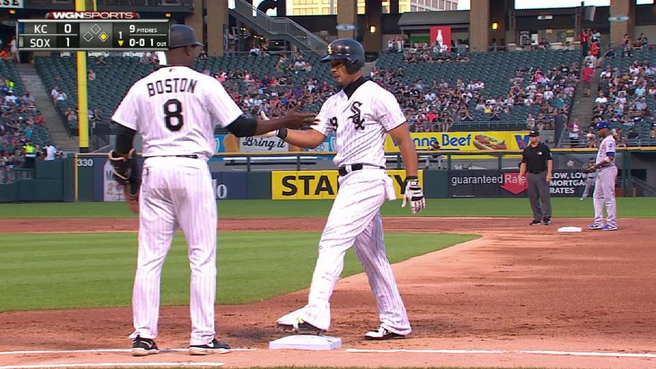 White Sox slowed after fast start against KC