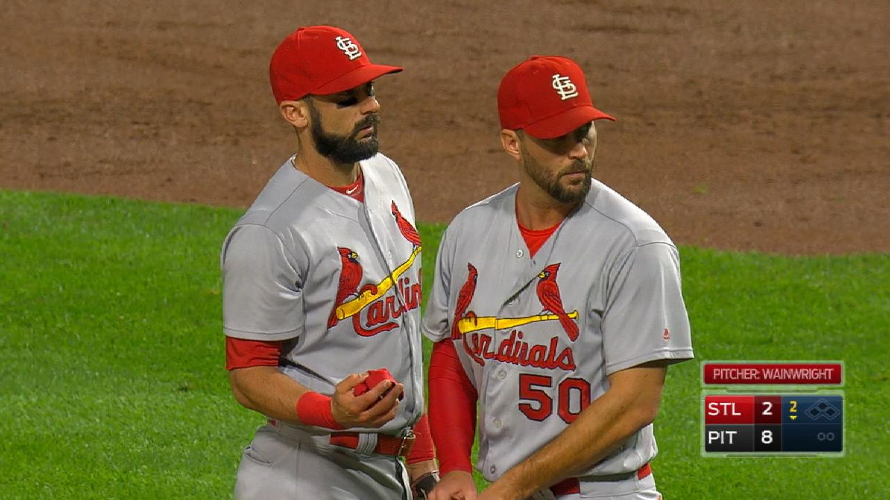 Wainwright's role in flux after tepid return