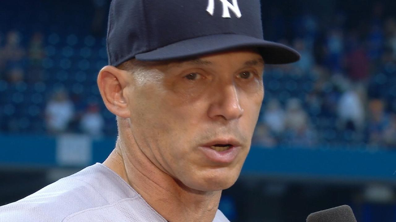 Girardi on making postseason