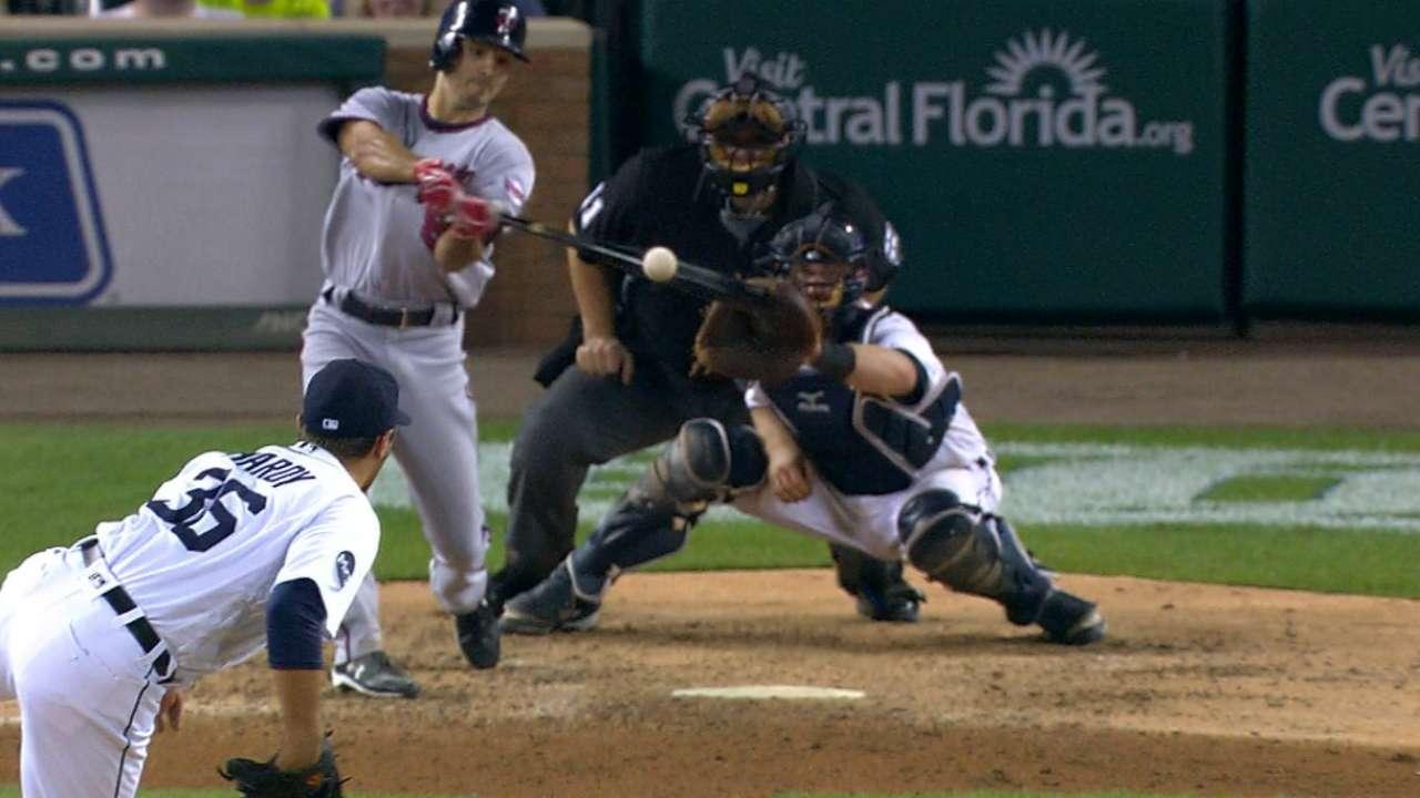 Granite's three-run homer