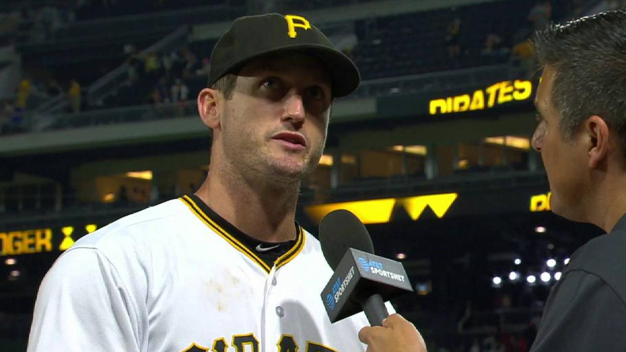 Freese on big 1st inning, win