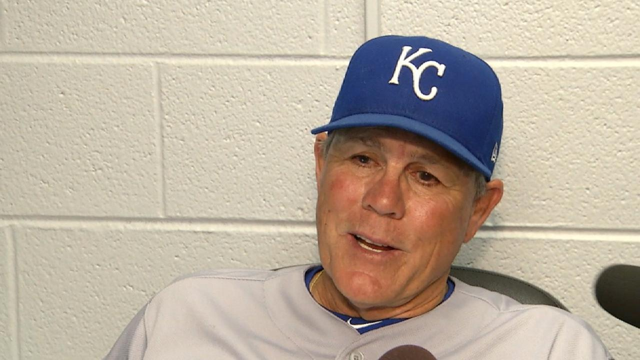 Yost on 8-2 win over White Sox