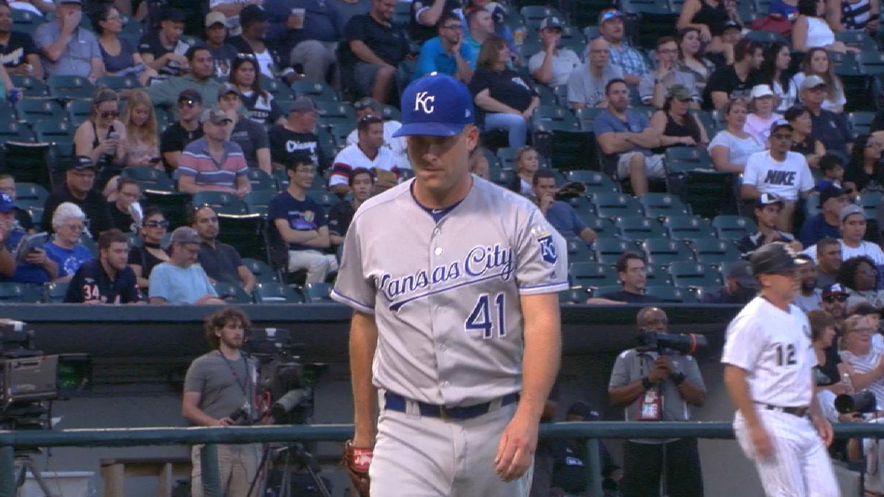 Duffy's solid outing