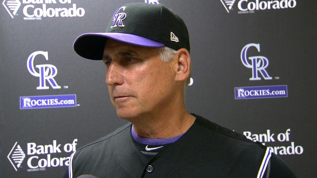 Black on lack of offense in loss