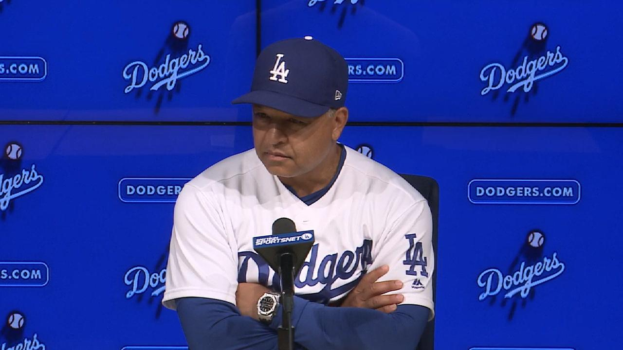Roberts unhappy after Puig caught stealing