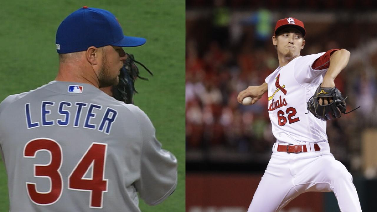 Lester vs. Weaver