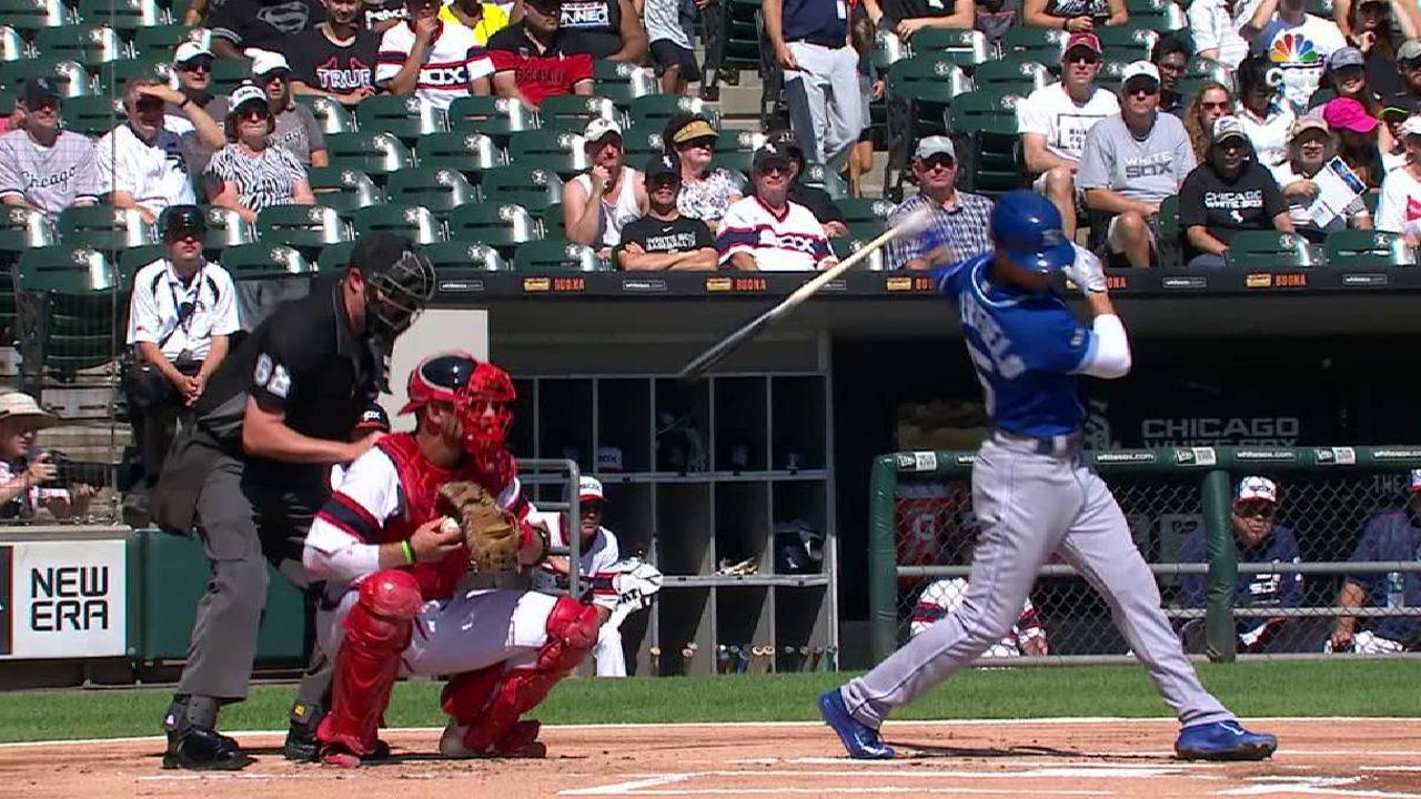 Giolito's 1st-inning K