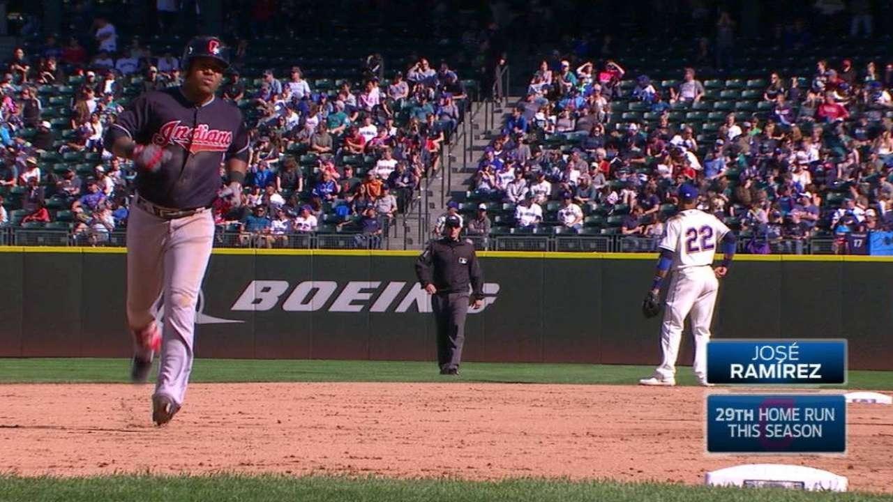 Ramirez's go-ahead solo homer