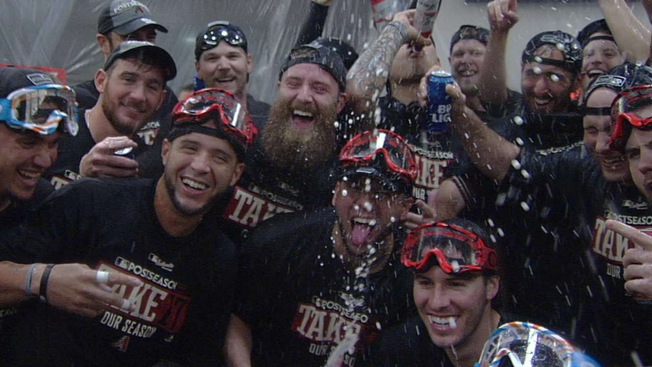 How They Got There: D-backs