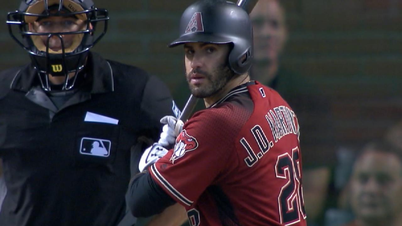 Quick Pitch: J.D. Martinez