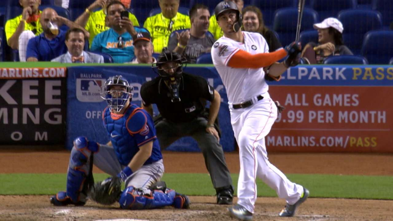 NL Player of the Week: Stanton