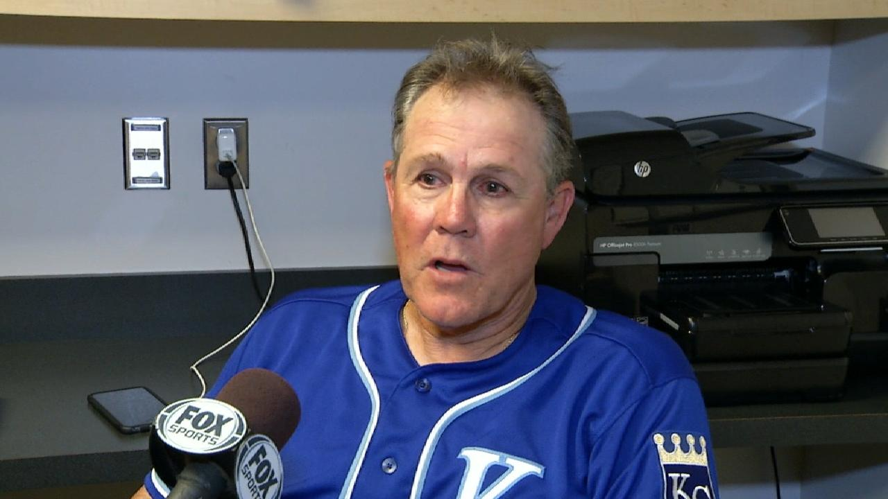 Yost on loss to Yankees
