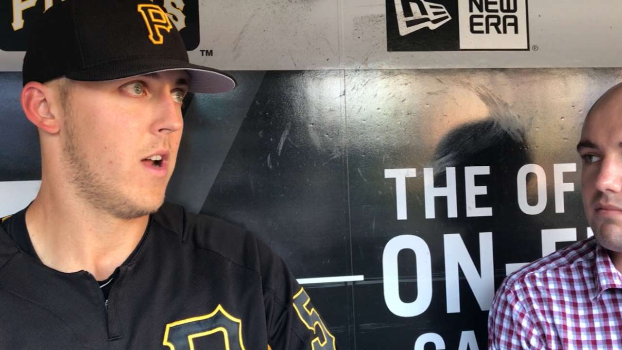 Why me? Question has new meaning for Taillon