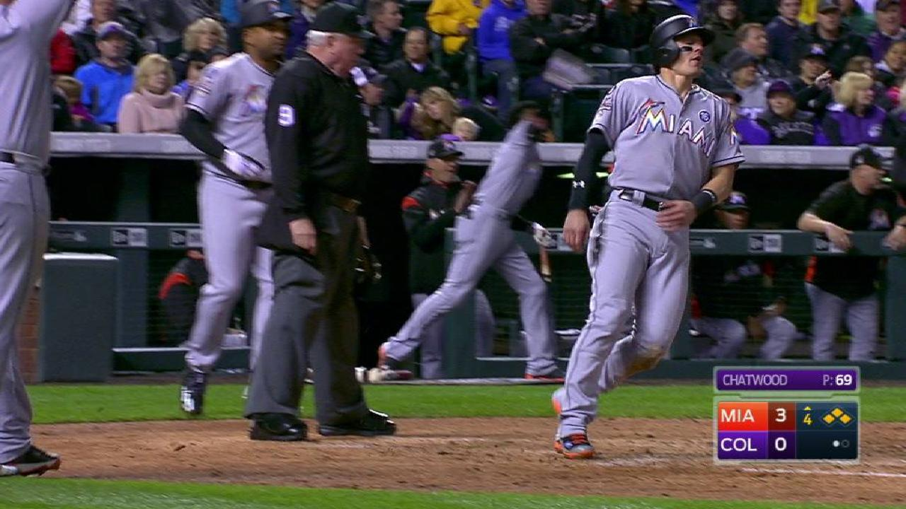 Rojas' bases-clearing double