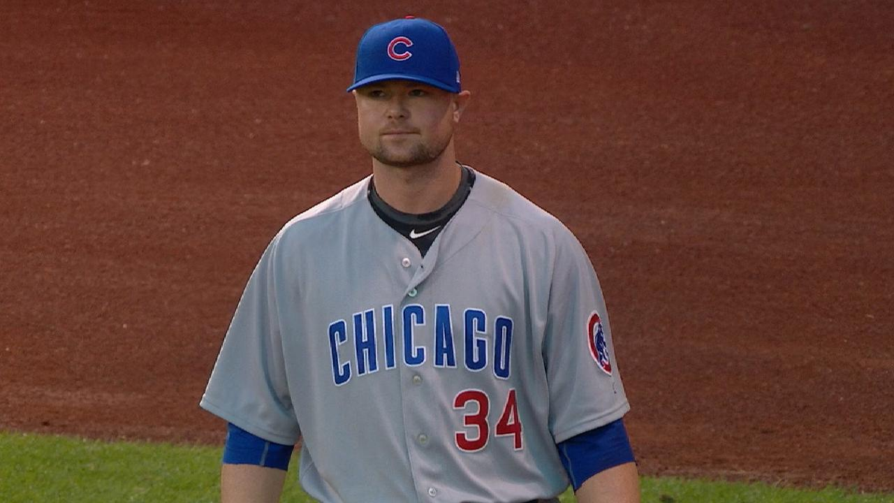 Lester, Maddon encouraged by lefty's outing