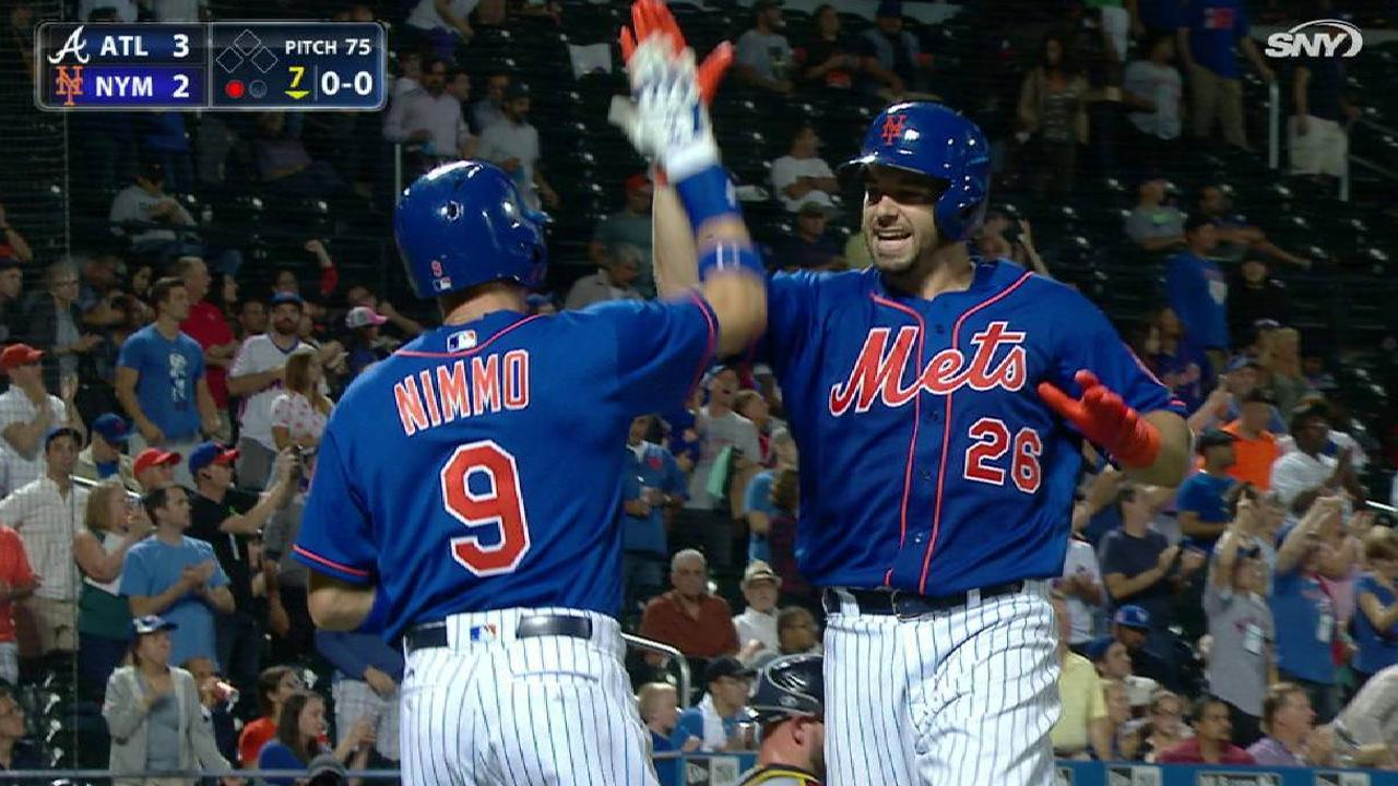 Plawecki, d'Arnaud proving to be a strong duo