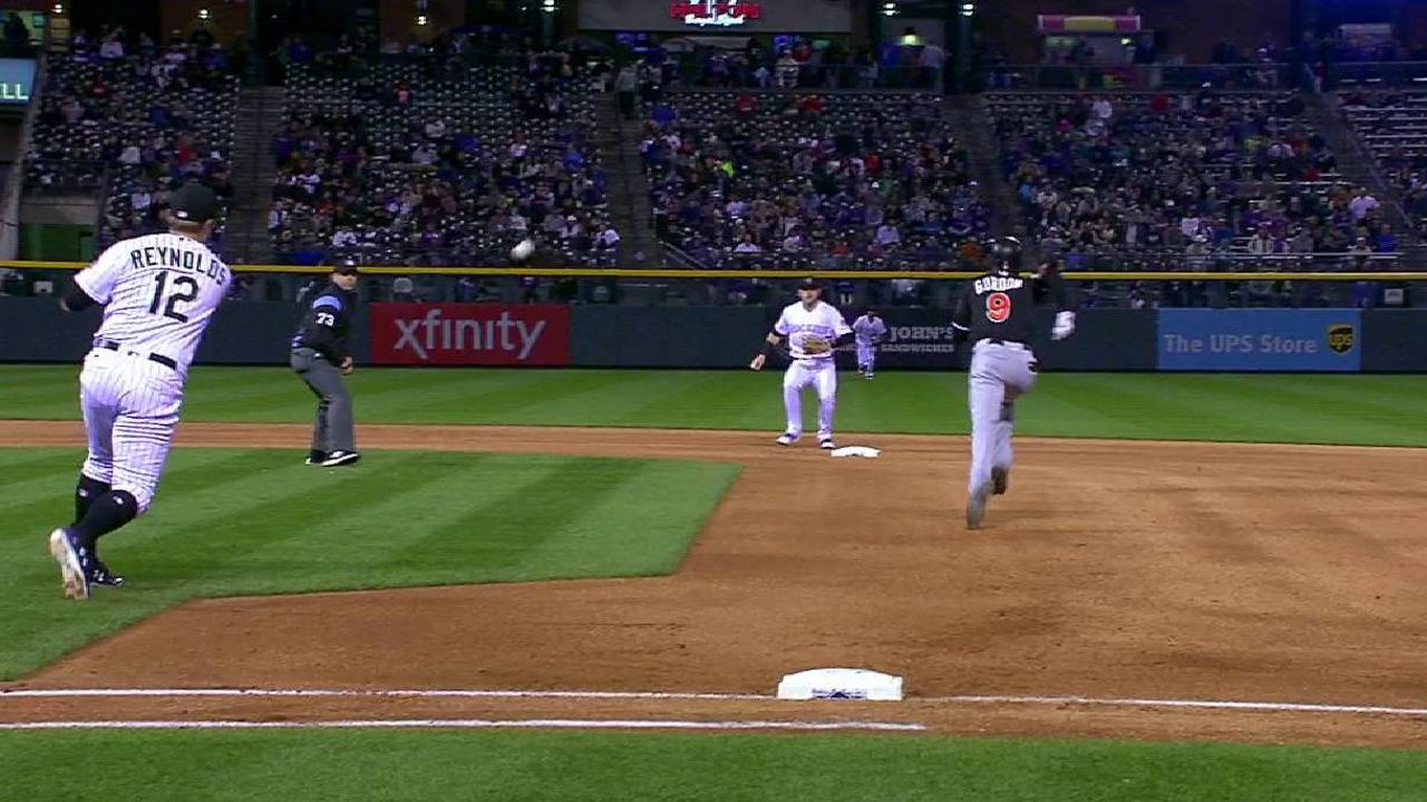 Anderson's inning-ending DP