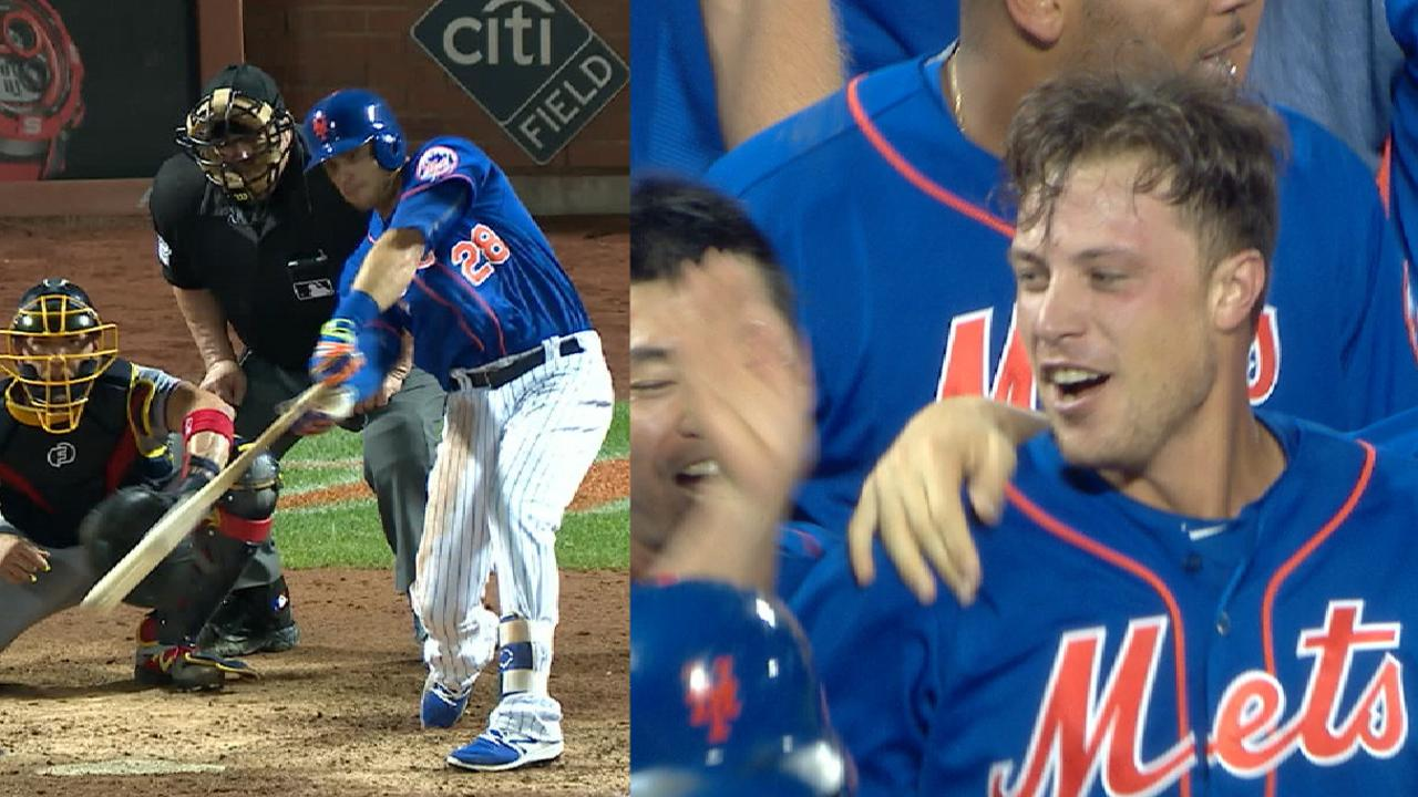 Taijeron delivers walk-off single in 9th