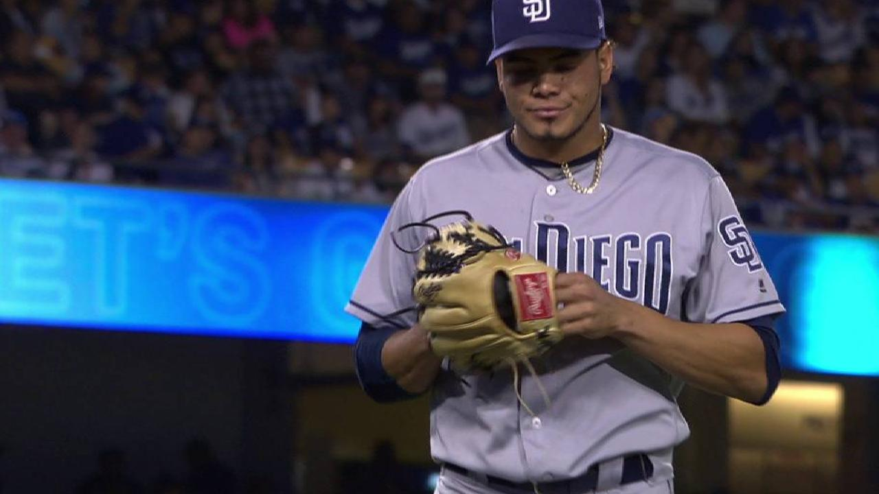 Padres' 2018 rotation remains an unknown