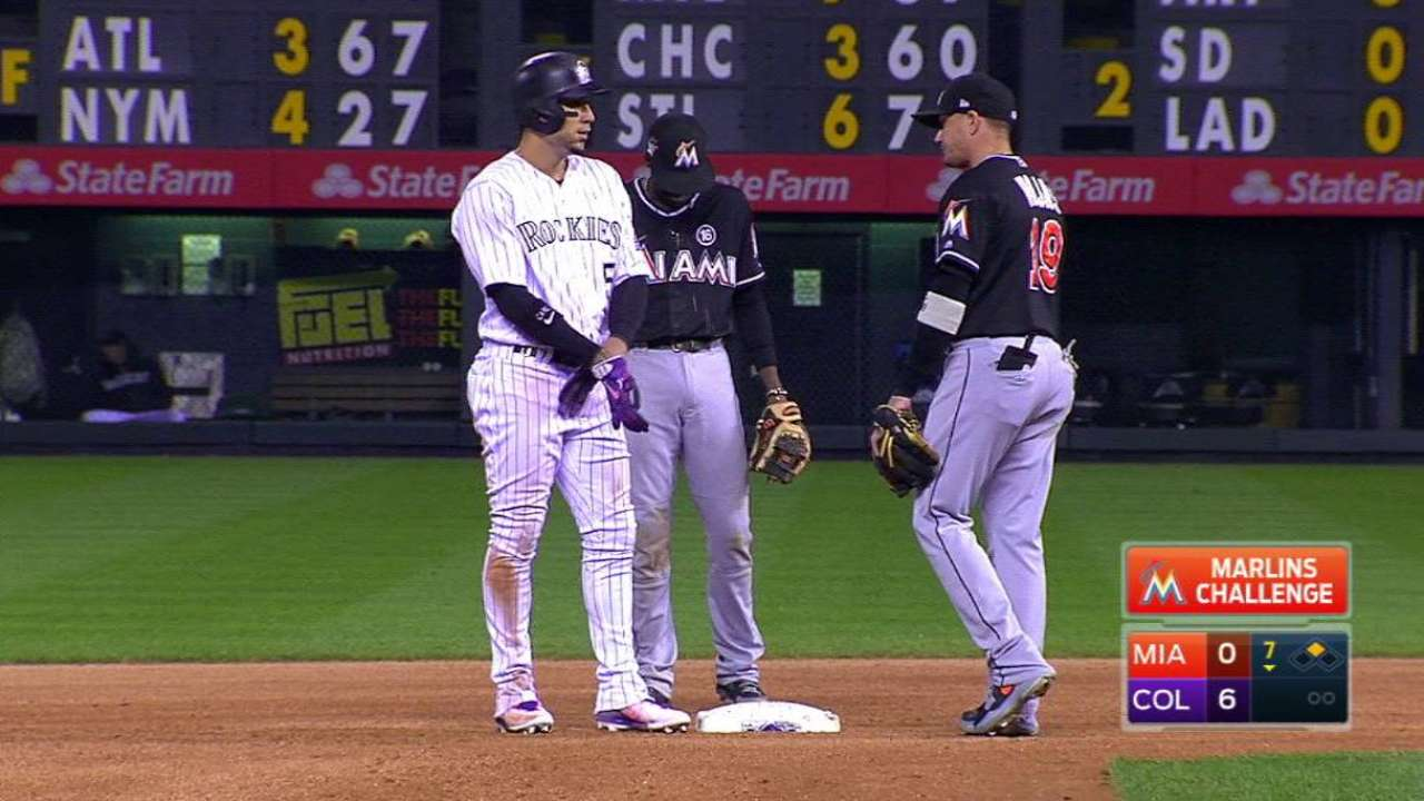 Cargo ruled out at second