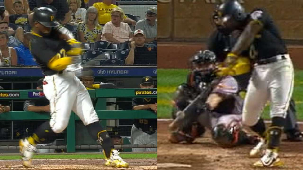 Must C: Cutch drives in eight
