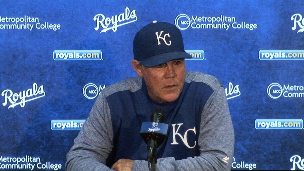 Yost on Vargas' great outing