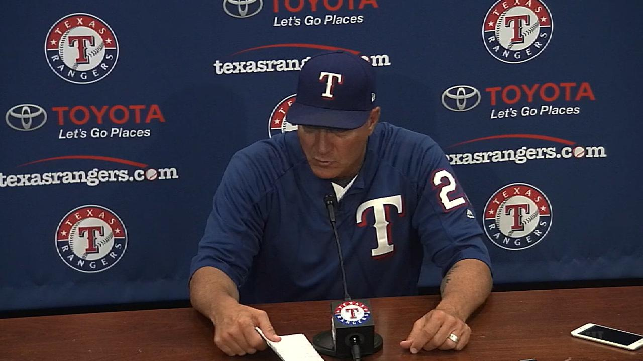 Banister reflects on the season
