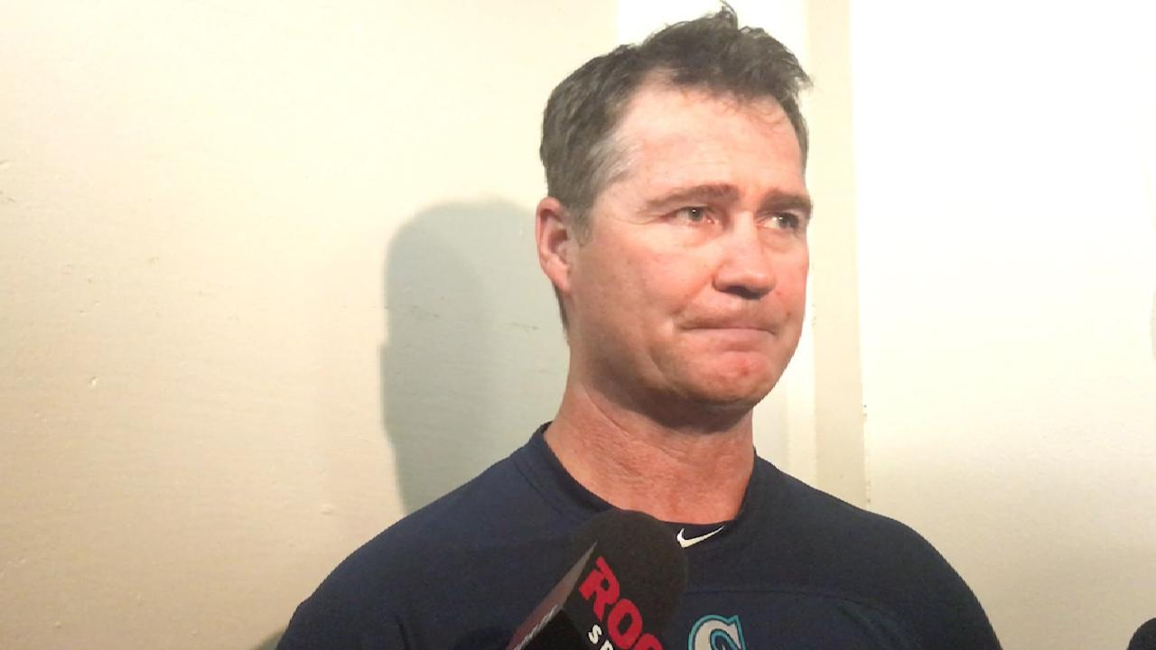 Servais on win over Athletics