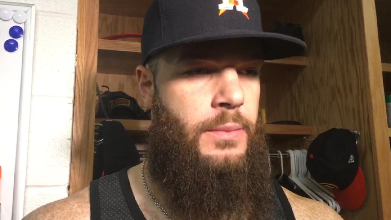 Keuchel, Bregman on the playoffs