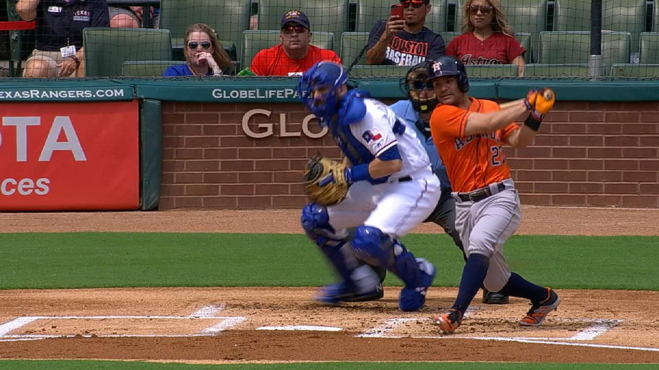 Altuve's 200th knock