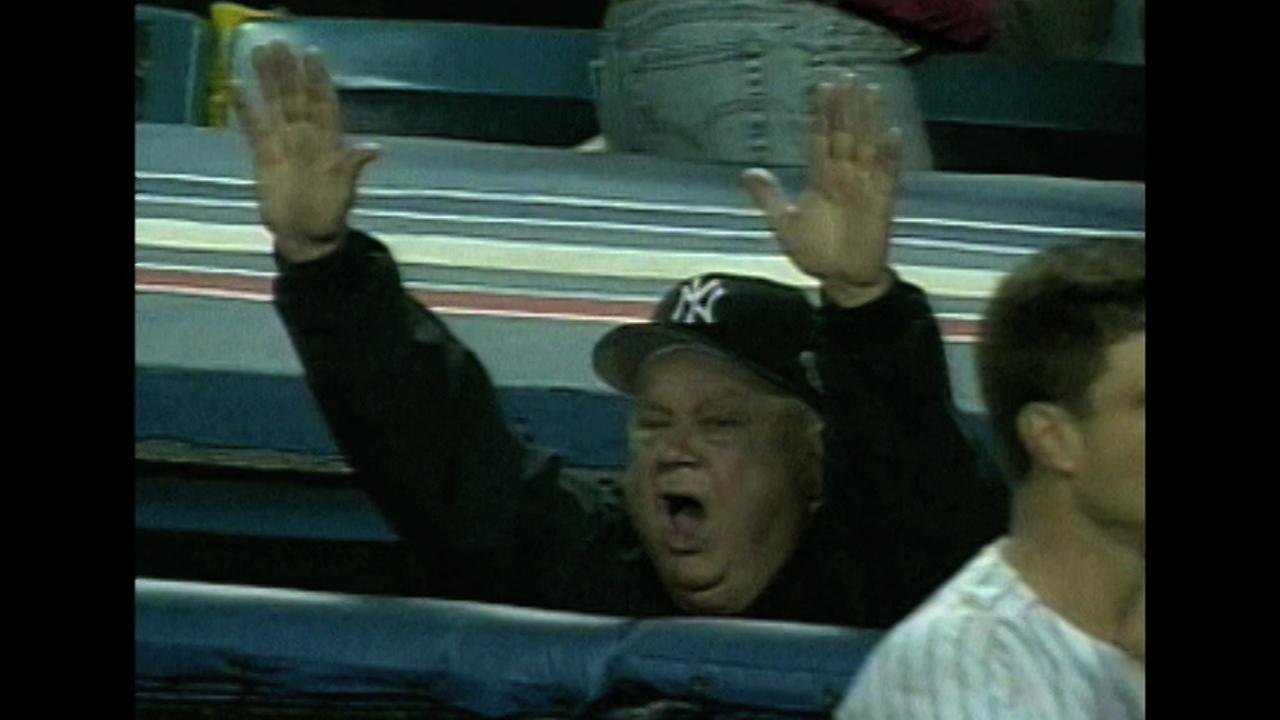 Brosius' game-tying HR in 2001 World Series