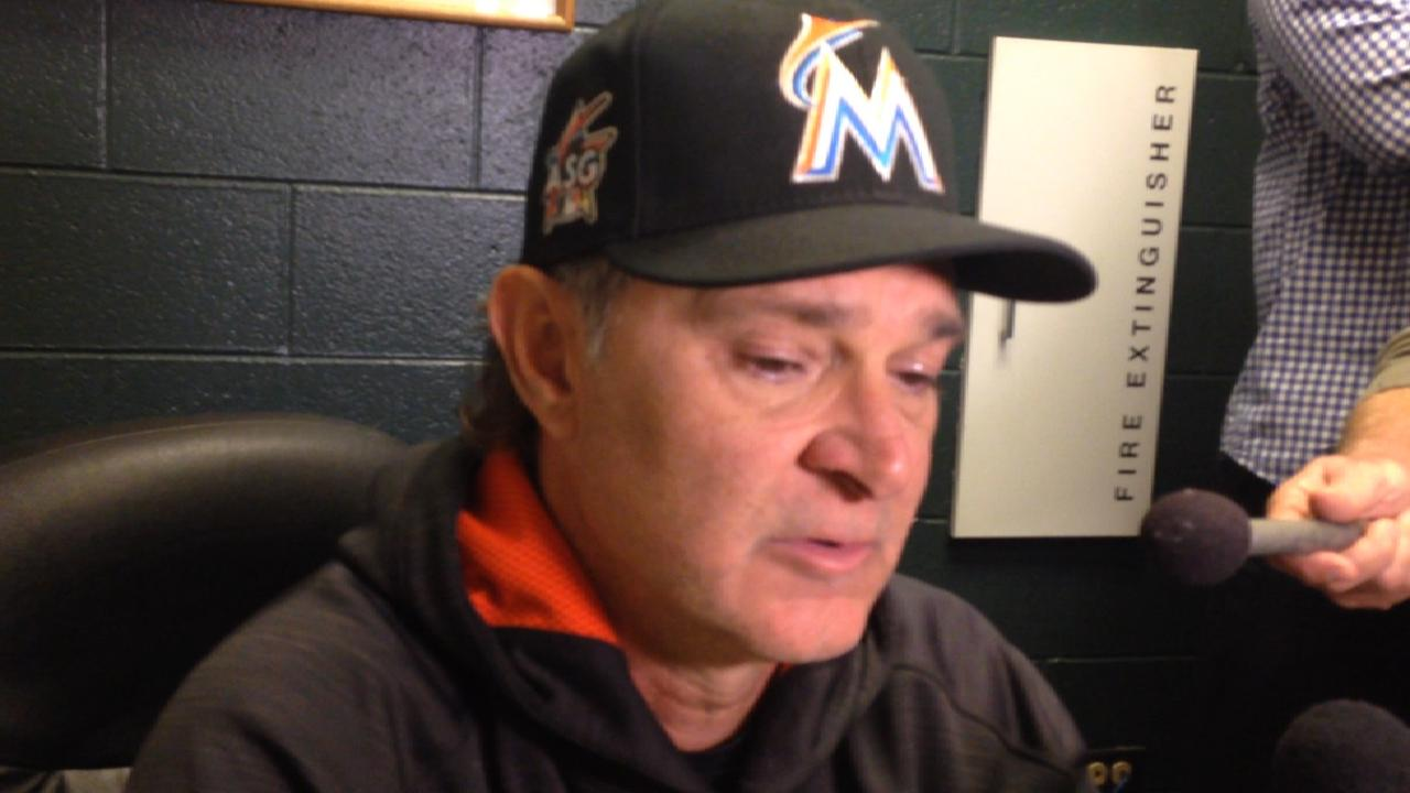 Mattingly on Marlins sale