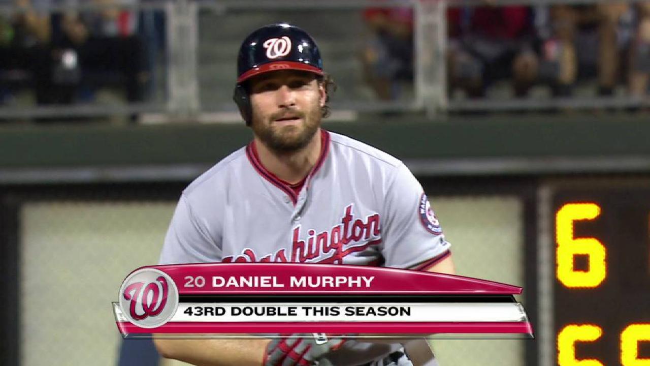 Murphy's RBI double