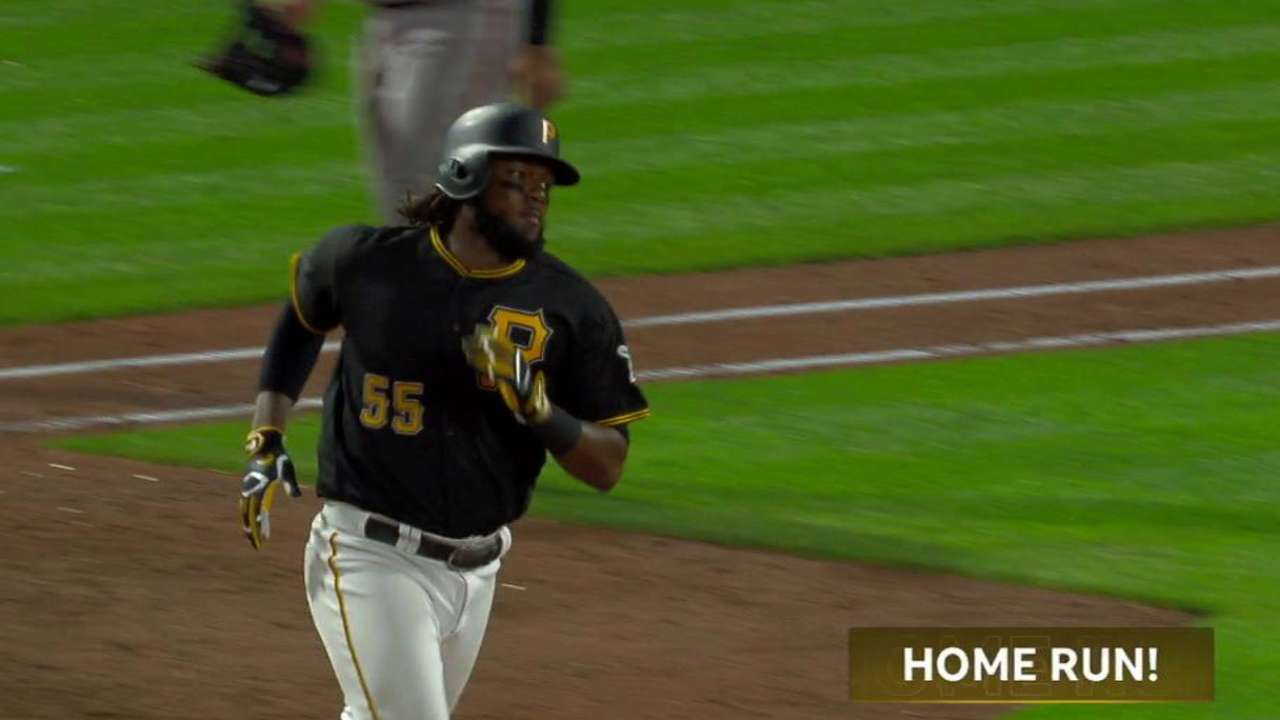 Bell's 25th homer powers Pirates past Orioles