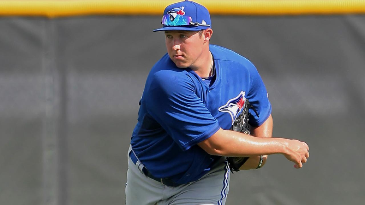 Blue Jays top Draft picks displaying maturity at instructs