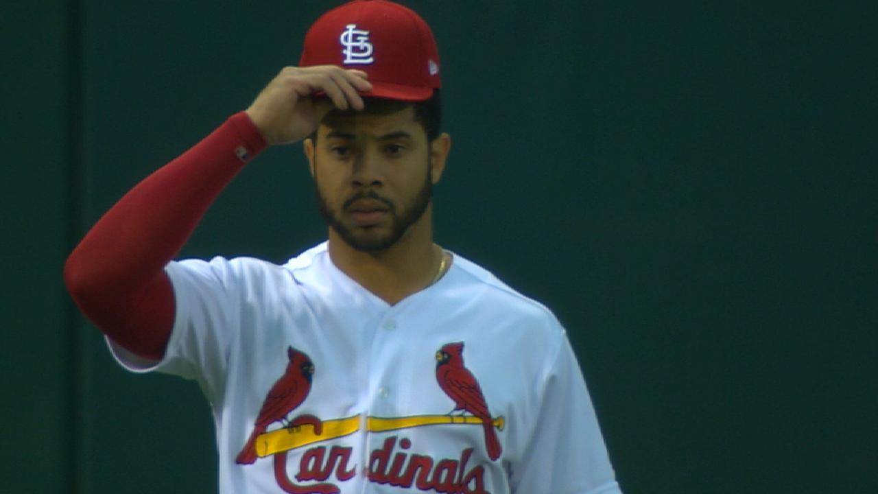 Pham calls HBP by Cubs' Pena intentional