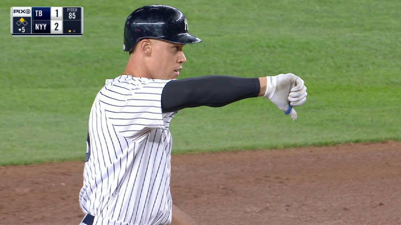 Yanks top Rays, keep heat on in AL East
