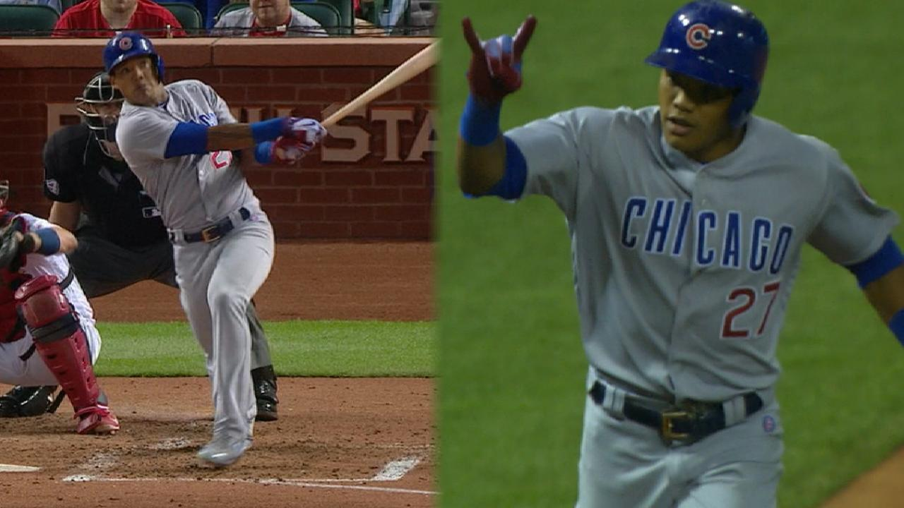 Must C: Russell's go-ahead homer