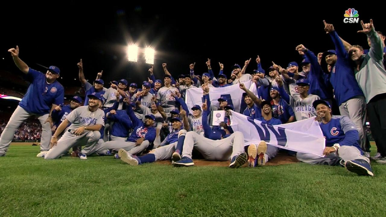 Recent rise has Cubs resembling '16 form
