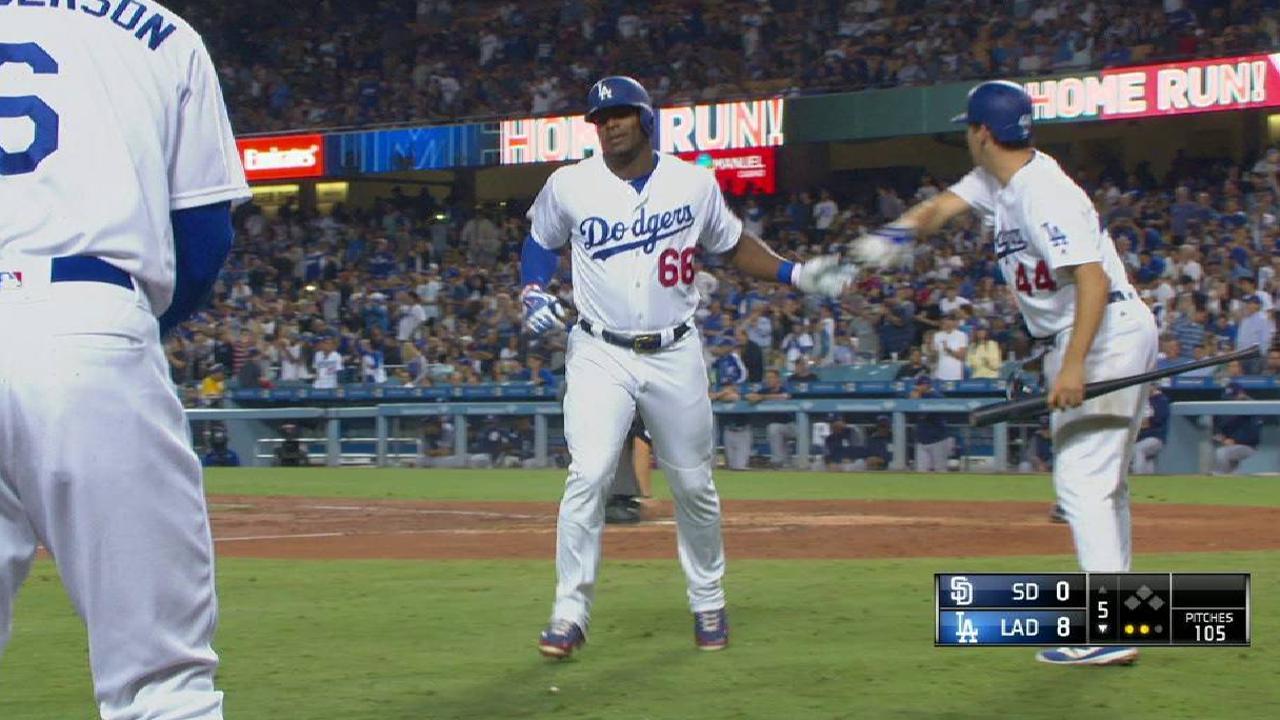 Dodgers igualaron récord de la franquicia con su triunfo 102
