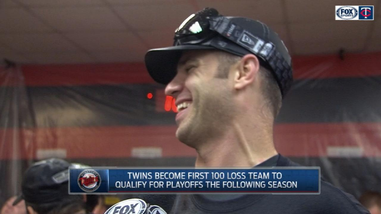 Mauer talks Wild Card berth