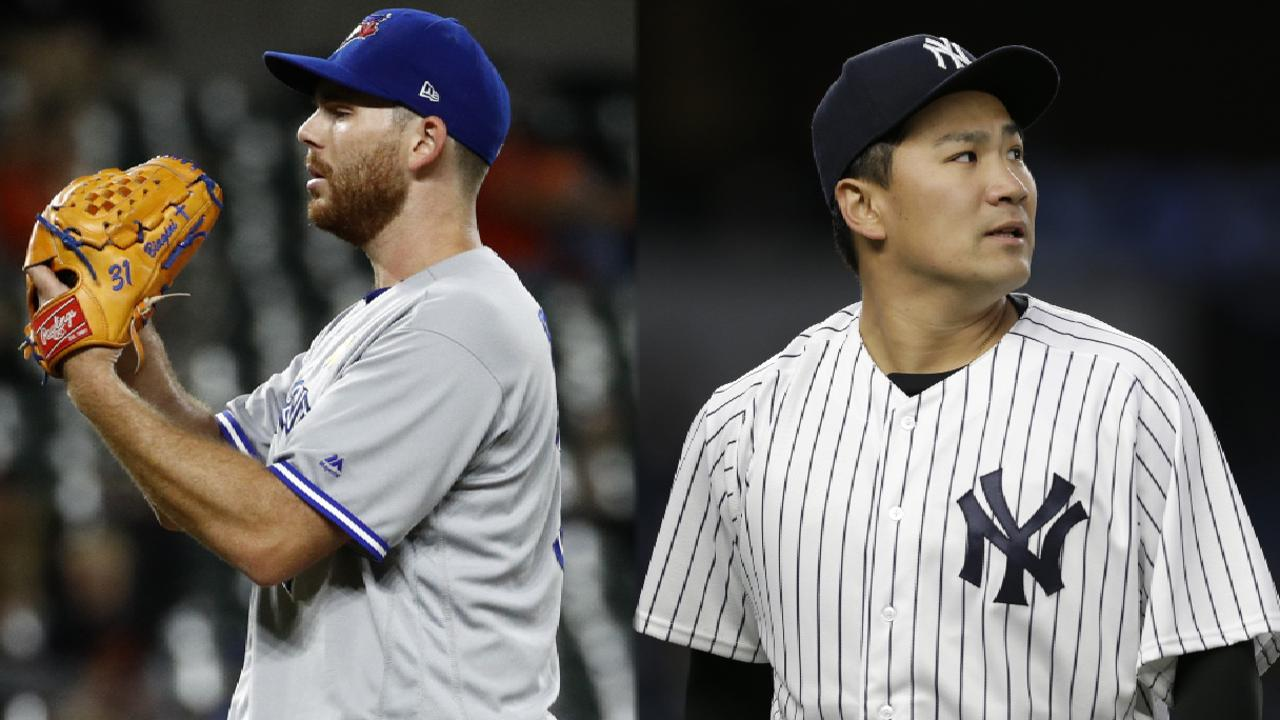 Blue Jays out to dash Yanks' division plans