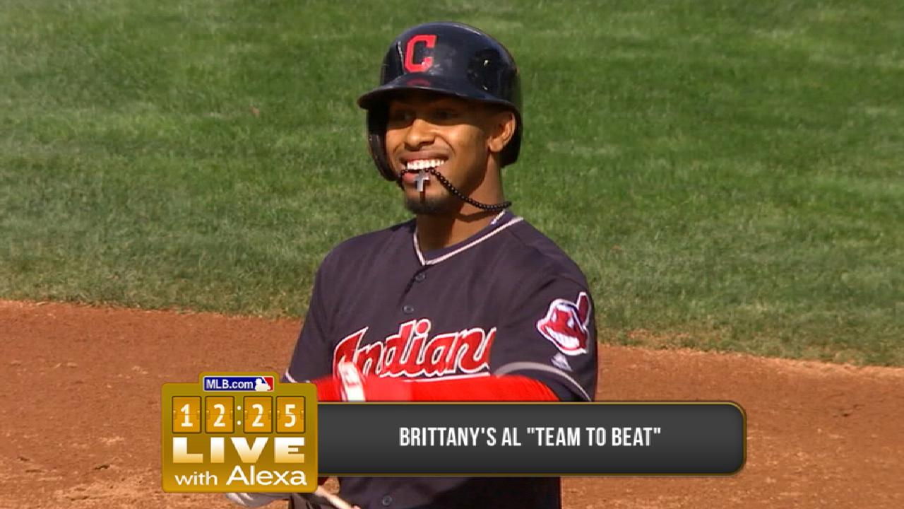 Indians are AL's team to beat