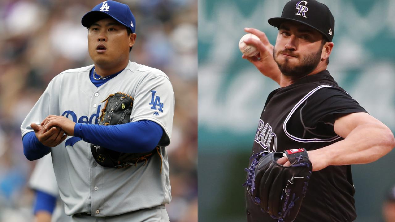Ryu vs. Bettis