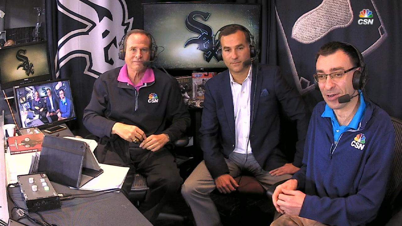 Hahn: Renteria right man for the Sox rebuild