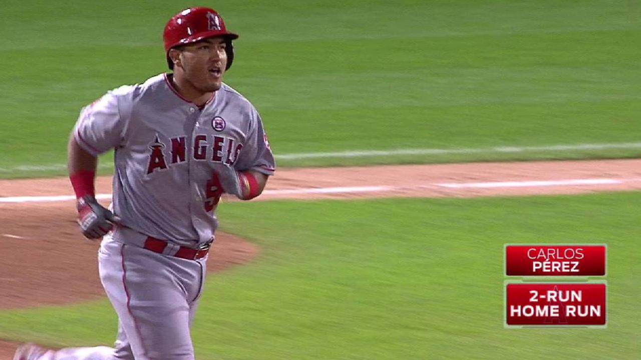 Angels can't hold late lead in series finale