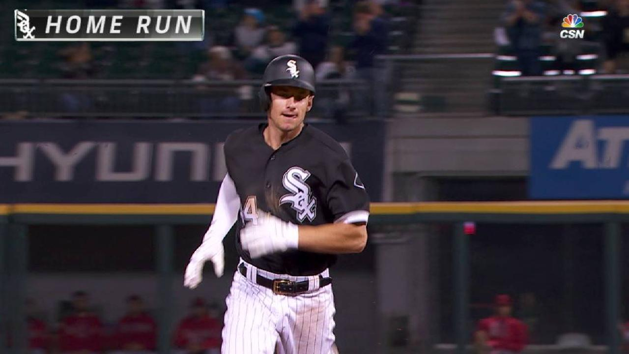 Brantly's clutch two-run homer