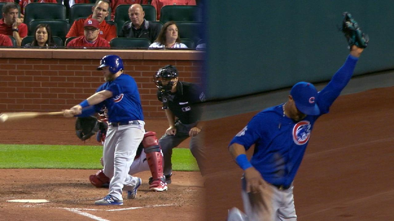 Must C: Davis, Martin lead Cubs