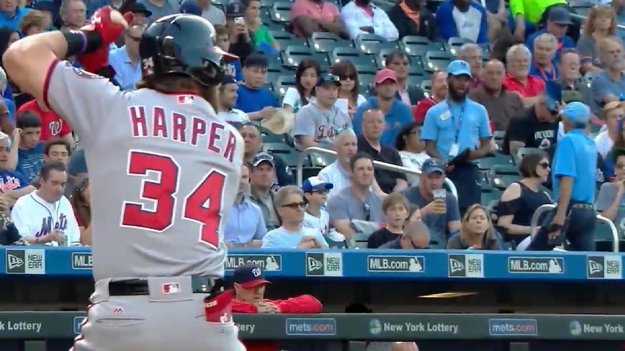 Nationals' chances with Harper
